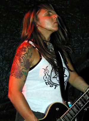 The Hot Metal Musicians Thread Acidking2